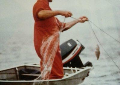 Peter Moser Sen. (Aufnahme aus den 90er Jahren)
