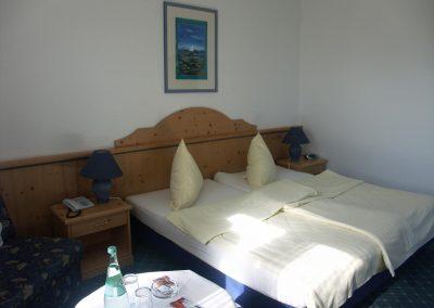 """Zimmer im Hotel """"Fischer am See"""""""