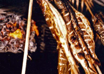 Steckerlfisch-aufm-Grill