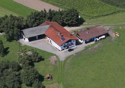 Luftaufnahme Greamandlfischer